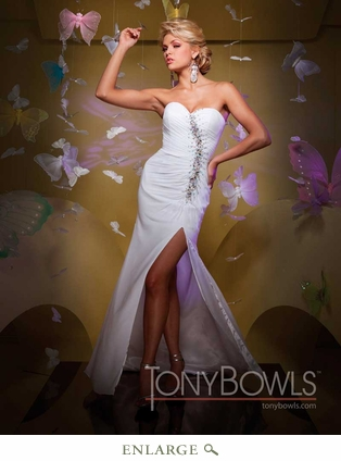 Tony Bowls Prom Dress 111547