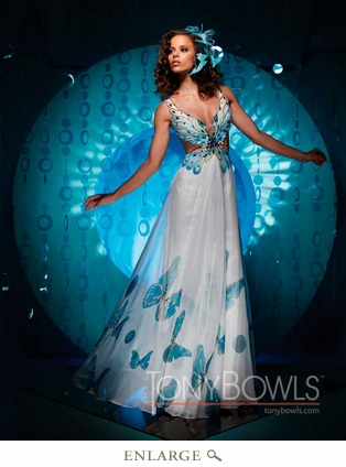 Tony Bowls Prom Dress 111751