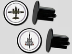 Aircraft Hitch Covers