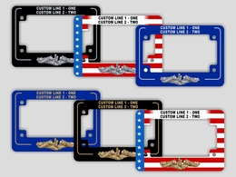 Personalized Motorcycle Frames