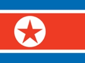 North Korea Flag 3x5