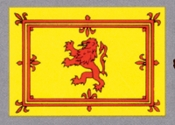 Scotland w/Lion Flag 3x5