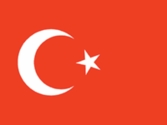 Turkey Flag 3x5