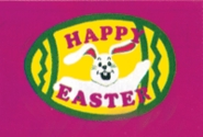 Happy Easter Flag 3x5