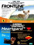 Frontline� Plus - Heartgard Plus - Combo - for Small Dogs