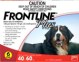 Frontline� Plus for Dogs (88 to 132lbs) 40 to 60kg (6 Month Pack)