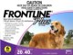 Frontline� Plus for Dogs (44 to 88lbs) 20 to 40kg (3 Month Pack)