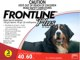 Frontline� Plus for Dogs (88 to 132lbs) 40 to 60kg (3 Month Pack)