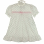 NEW Rosebud Print Nightgown with Short Sleeves for Babies, Toddlers, Little Girls, and Big Girls