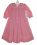 NEW Royal Kidz Red Checked Long Sleeved Gown/Robe