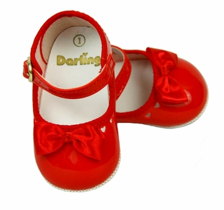 red baby shoes,red patent leather baby shoes,baby girl shoes,baby ...