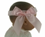 NEW Pale Pink Headband with Bow