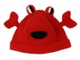 "<img src=""http://site.grammies-attic.com/images/blue-sold-1.gif""> NEW Red Knit Crab Hat for Babies and Toddlers"