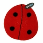 NEW Red Knit Ladybug Beret for Babies and Toddlers