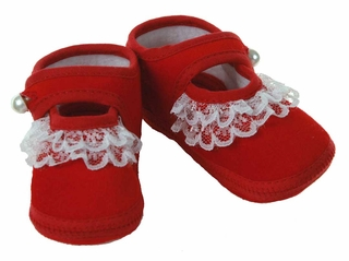 red baby shoes,red velvet baby shoes,baby girl shoes,baby shoes ...