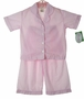 NEW Rosalina Pink Checked Pajamas