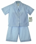"<img src=""http://site.grammies-attic.com/images/blue-sold-1.gif"">  NEW Rosalina Blue Checked Pajamas"
