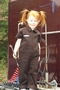 "NEW Retro Style Black ""Grease Monkey"" Style Jumpsuit for Babies, Toddlers, and Kids"
