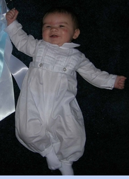 <strong>Baby Konstantine in Petit Ami Longall</strong>