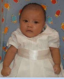 NEW Petit Ami Christening Romper with Button on Overskirt (CR0535)