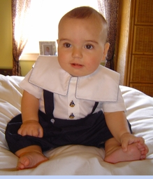 <strong>Baby Ryan in Will'beth Knickers Suit</strong>