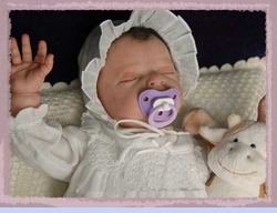 NEW Sarah Louise White Long Sleeved Smocked Bubble with Matching Bonnet (CC06118)
