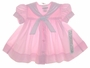 NEW C. I. Castro Pink Sailor Dress for Babies