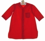 NEW Nanny's Touch Red Flannel Night Shirt