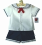 "<img src=""http://site.grammies-attic.com/images/blue-sold-1.gif""> NEW Petit Ami Navy and White Sailor Shorts Set"