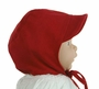 NEW Bailey Boys Red Pinwale Corduroy Hat for Baby and Toddler Boys