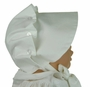 NEW Vintage Style Beaufort Bonnet in White