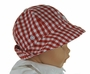 NEW Beaufort Bucket Hat in Red Checked Gingham