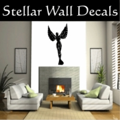 Angel Angels Heaven Wall Vinyl Decal Sticker Angelscf12001 SWD