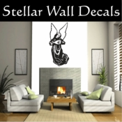 Angel Angels Heaven Wall Vinyl Decal Sticker Angelscf12002 SWD