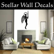 Angel Angels Heaven Wall Vinyl Decal Sticker Angelscf12004 SWD