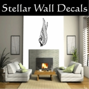 Angel Angels Heaven Wall Vinyl Decal Sticker Angelscf23001 SWD