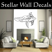 Angel Angels Heaven Wall Vinyl Decal Sticker Angelscf23002 SWD