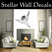 Angel Angels Heaven Wall Vinyl Decal Sticker Angelscf23006 SWD