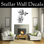 Angel Angels Heaven Wall Vinyl Decal Sticker Angelscf23007 SWD