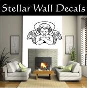 Angel Angels Heaven Wall Vinyl Decal Sticker Angelscf23009 SWD