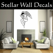 Angel Angels Heaven Wall Vinyl Decal Sticker Angelscf23016 SWD