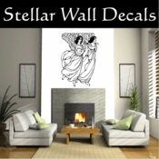 Angel Angels Heaven Wall Vinyl Decal Sticker Angelscf23018 SWD