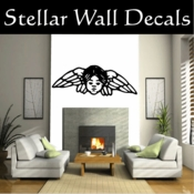 Angel Angels Heaven Wall Vinyl Decal Sticker Angelscf8007 SWD