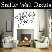 Angel Angels Heaven Wall Vinyl Decal Sticker Angelscf8005 SWD