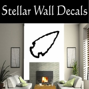 Western Arrowhead NS004 Vinyl Decal Wall Art Sticker Mural SWD