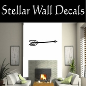 Western Arrow NS002 Vinyl Decal Wall Art Sticker Mural SWD