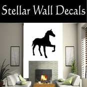 Western Horses NS025 Vinyl Decal Wall Art Sticker Mural SWD
