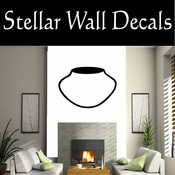 Western Indian Pottery NS011 Vinyl Decal Wall Art Sticker Mural SWD