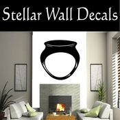 Western Indian Pottery NS018 Vinyl Decal Wall Art Sticker Mural SWD