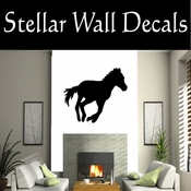 Western Pintaloosa NS002 Vinyl Decal Wall Art Sticker Mural SWD